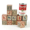 Unusual Alphabet Blocks