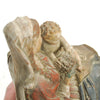 Carved Figure Virgin & Child