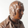 Woodcarving Robert Burns, By Soucy