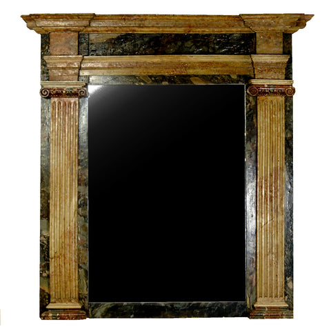Large Tabernackle Mirror