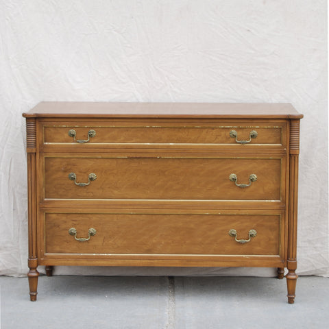 Custom Neoclassical Commode