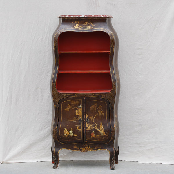 French Bombay Bookcase