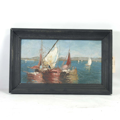 Oil/Board Sailboats