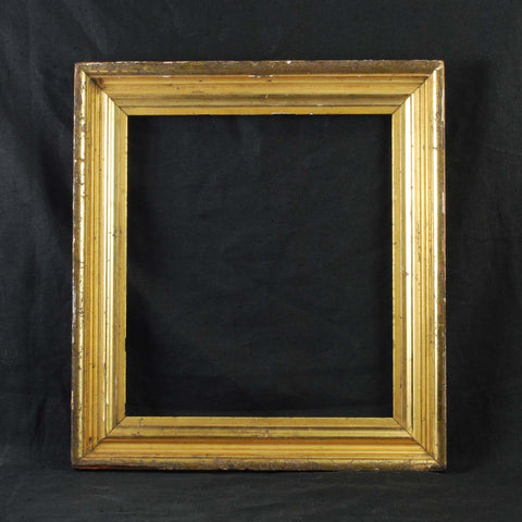 Lemon Gold Frame