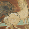 Japanese Painting Of Horses