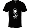 Carlton Banks Thug Life Fresh Prince of Bel-Air 90's TV Show T Shirt - Tees Happen