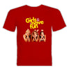 Girls Just Wanna Have Fun Movie T Shirt - Tees Happen