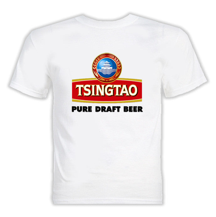 Tsing Tao Chinese Beer T Shirt - Tees Happen