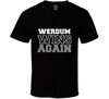 Fabricio Werdum Wins Again Fighter Champion Boxer Fan T Shirt - Tees Happen