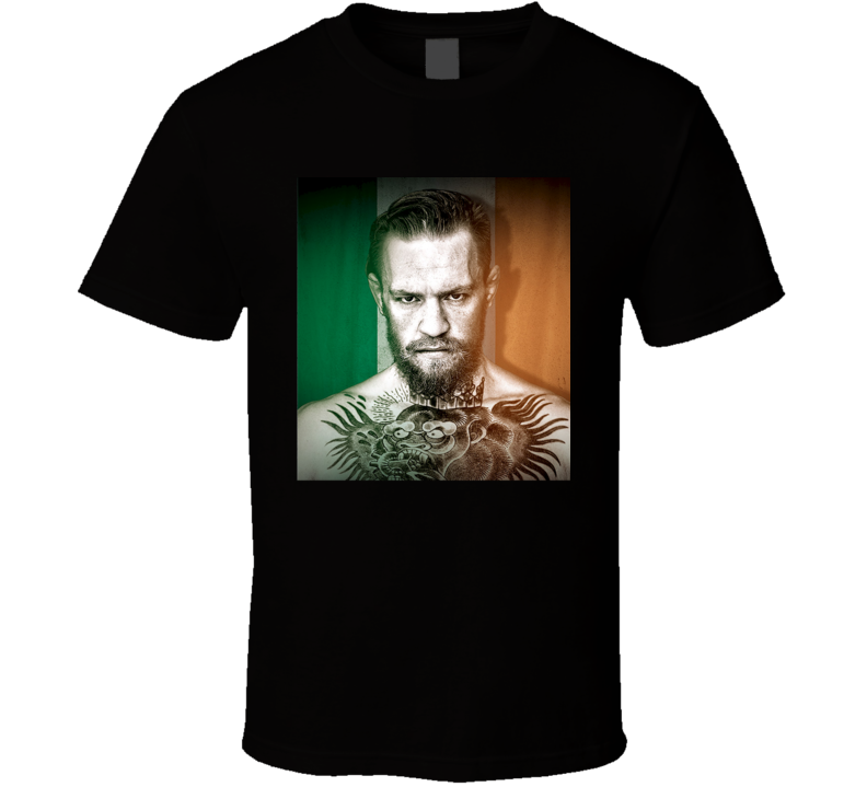 Notorious Conor McGregor MMA Fighter Boxing Champion T Shirt - Tees Happen