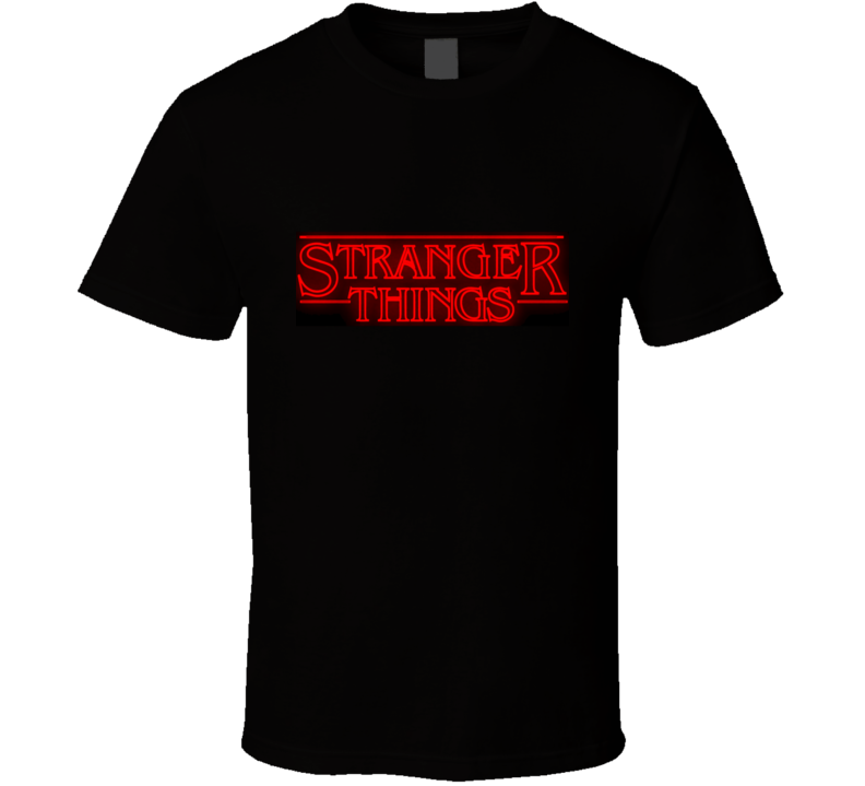 Stranger Things Sci-Fi TV Eleven Upside Down T Shirt - Tees Happen