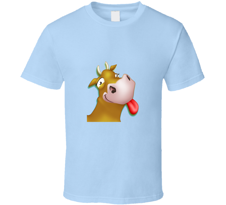 Cow Hay Day Farm iPhone App Game YOUTH & FITTED AVAILABLE T Shirt - Tees Happen