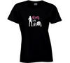 Dolls With Balls Matching Golf Sports Team League Ladies Tournament T-shirt