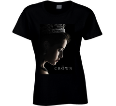 The Crown Queen Elizabeth Royal Tv Show T Shirt - Tees Happen