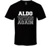 Jose Aldo Wins Again Fighter Champion Boxer Fan T Shirt - Tees Happen