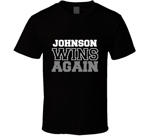 Demetrious Johnson Wins Again Fighter Champion Boxer Fan T Shirt - Tees Happen