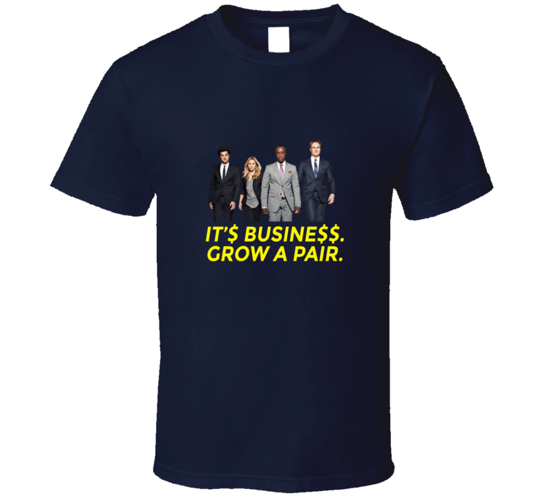 House of Lies It's Business, Grow a Pair TV Don Cheadle T Shirt - Tees Happen