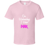 On Wednesdays I Wear Pink Mean Girls Movie Shirt - Tees Happen