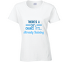 There's a 30% Chance its Already Raining Mean Girls Movie  T Shirt - Tees Happen