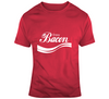 Enjoy Bacon Funny Breakfast Ketogenic Diet Bacon Lover T Shirt