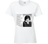 Mary Tyler Moore Quote Retro TV R.I.P  T Shirt - Tees Happen