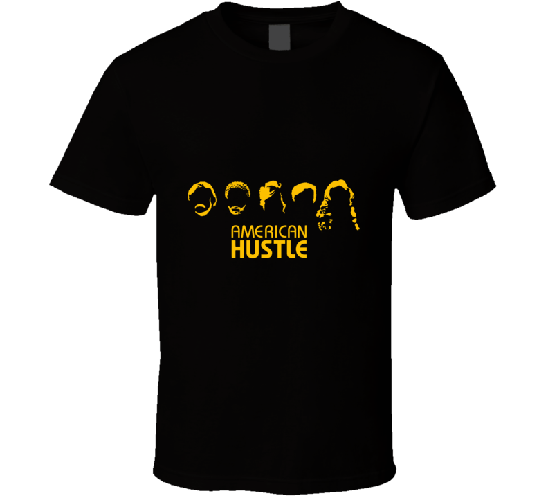 American Hustle Movie T Shirt - Tees Happen
