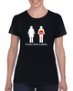 It Was Never A Dress Superhero Feminist Ladies Political T Shirt - Tees Happen