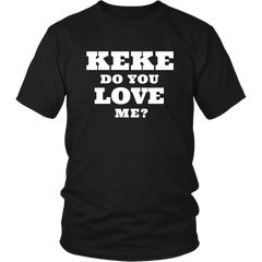 Keke Do You Love Me? Funny Trending Hip Hop Music Feelings Scorpion T-Shirt - Tees Happen