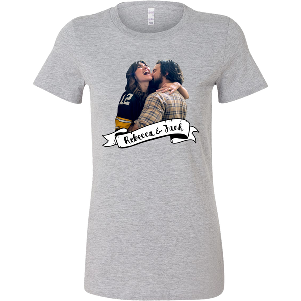 This is Us Rebecca and Jack Lovers Tattoo TV Show T-Shirt - Tees Happen