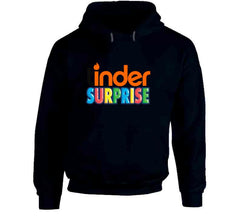 Tinder Surprise Funny Dating Life Swipe Right T Shirt - Tees Happen