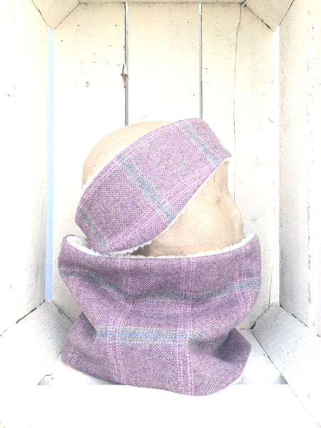 Mini Tweed Boutique headband - child's size