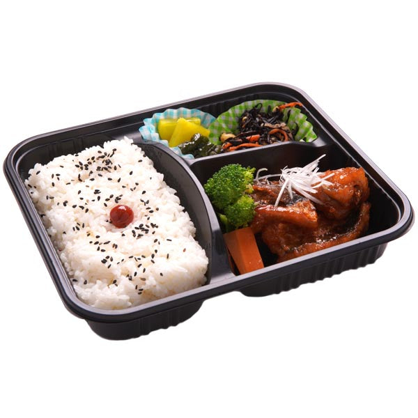 L006 甘醋鯖魚弁当 Sweet and Sour Mackerel Bento
