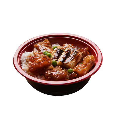 M017 長蔥雞丼 Grilled Chicken Don