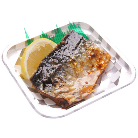 S073 鹽燒鯖魚 Grilled Mackerel