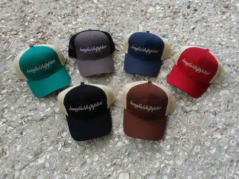 BH Cotton Trucker Hat