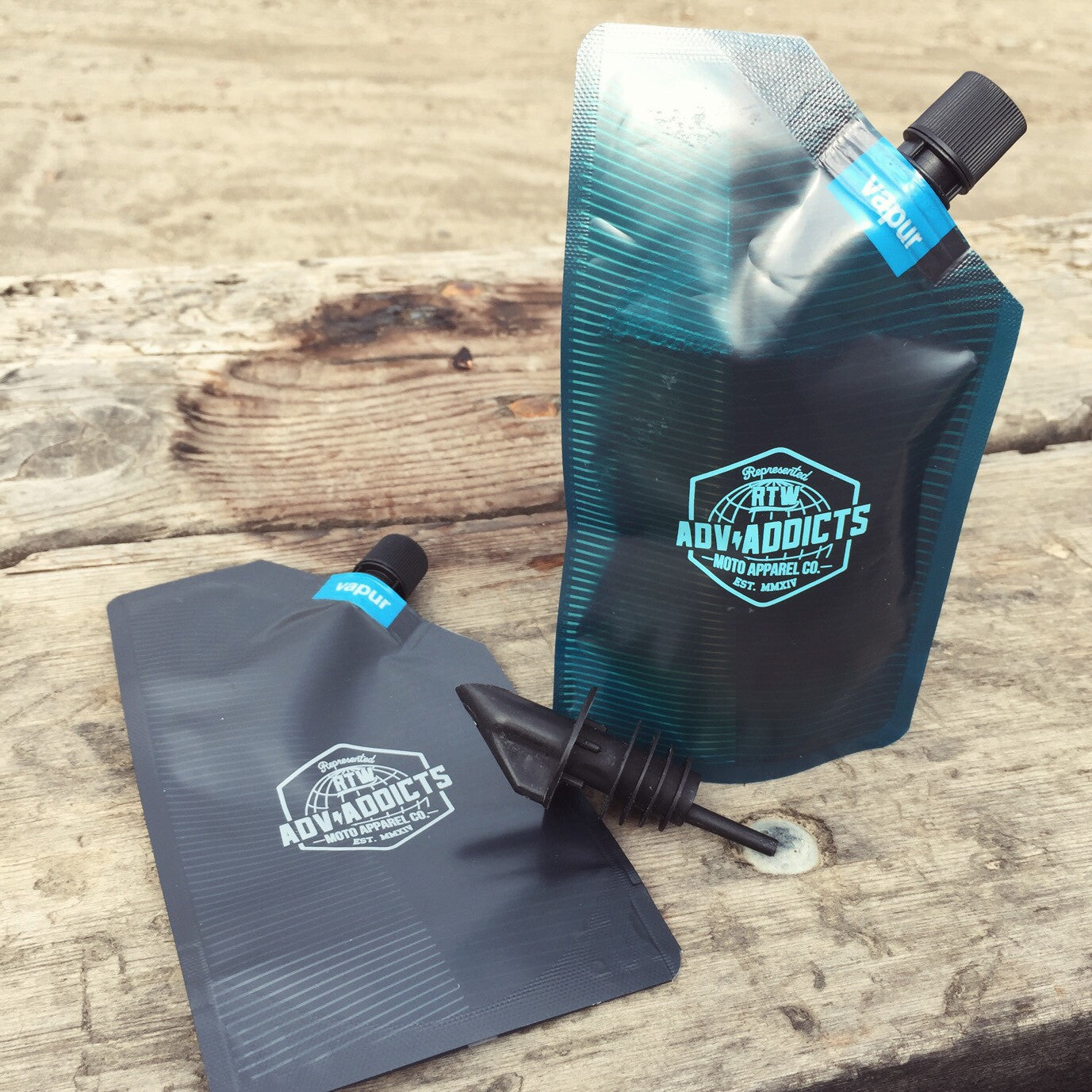 ADV ADDICTS x Vapur Incognito Flask