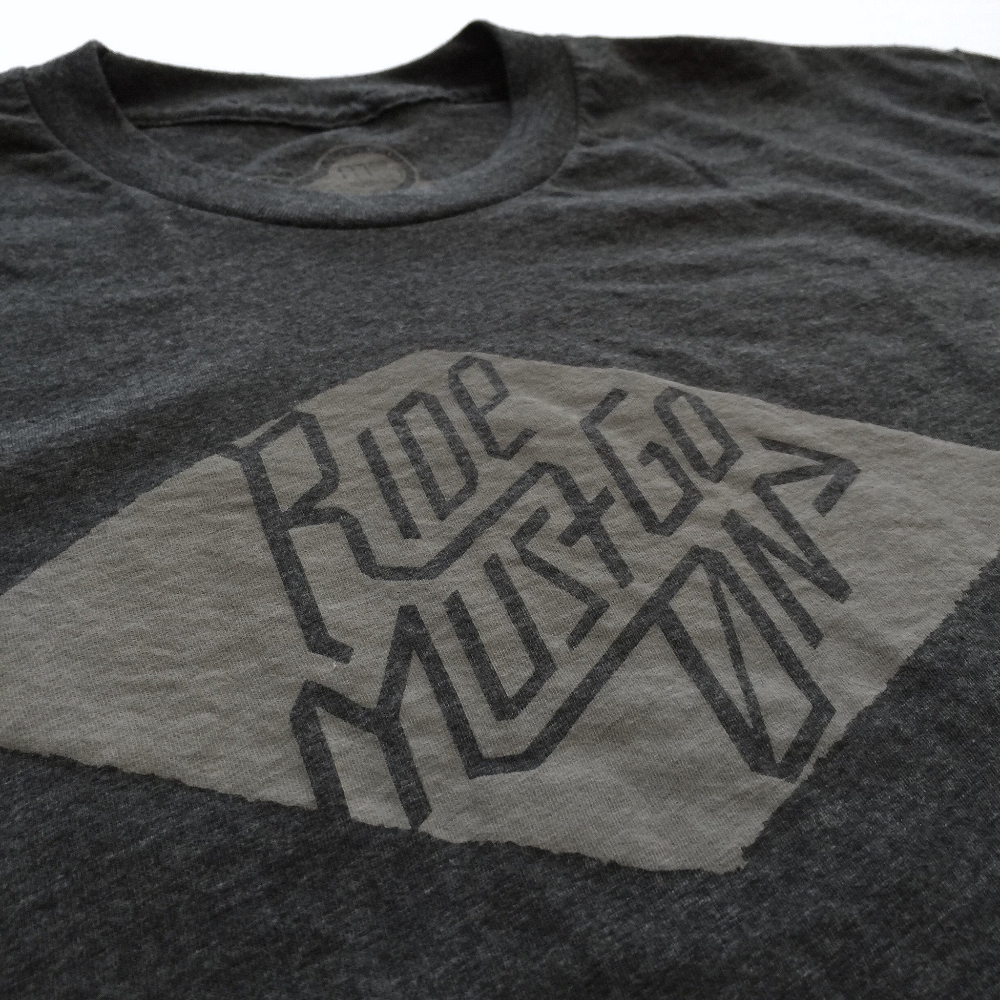 RIDE MUST GO ON 2015 TEE - ON SALE