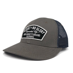 OUTRIDER MESH HAT - Charocal Grey