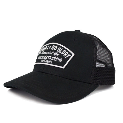 OUTRIDER MESH HAT - Black