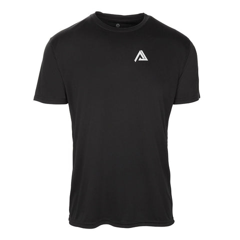 X-REFLECT 1.0 PERFORMANCE TEE SHORT SLEEVE BLACK