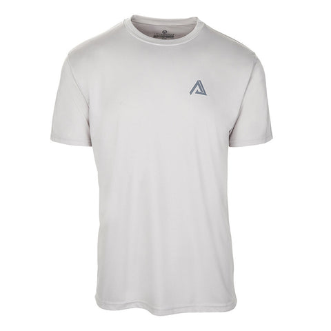 X-REFLECT 1.0 PERFORMANCE TEE SHORT SLEEVE GREY