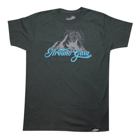 AROUND GAIA x ADV ADDICTS TEE - ON SALE