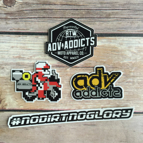 ADVLIFE DECAL PACK