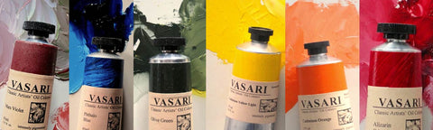 Artists' Oil Colors