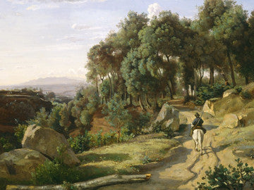 a new selection ~ Corot Landscape Set