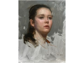 Casey Childs Portrait Painting Set