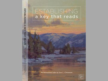 New!  SCOTT L. CHRISTENSEN: Establishing A Key That Reads