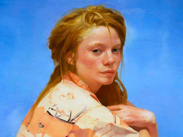 a new selection - Sharon Sprung Figurative Painting Set!