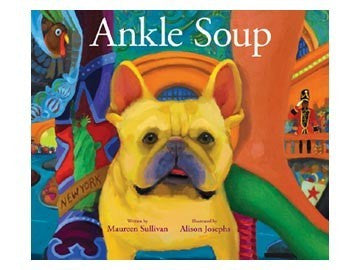 Alison Josephs Ankle Soup