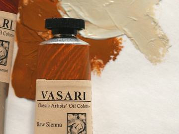 how to make raw sienna color